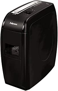 Fellowes Powershred 12cs 12 Sheet Cross-Cut Paper Shredder (4360001)