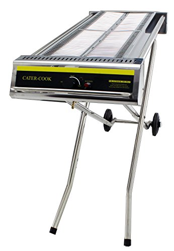 Foldable Propane Gas Barbecue Cater-Cook CK9111