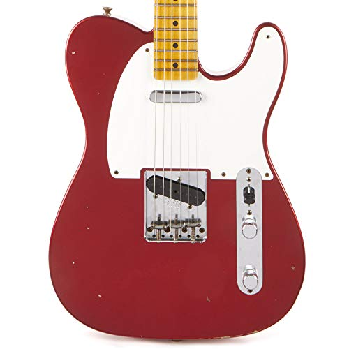 Fender Custom Shop 1957 Telecaster Journeyman Relic - Aged Candy Apple Red