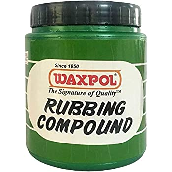 Waxpol Rubbing Compound Green (1 kg)