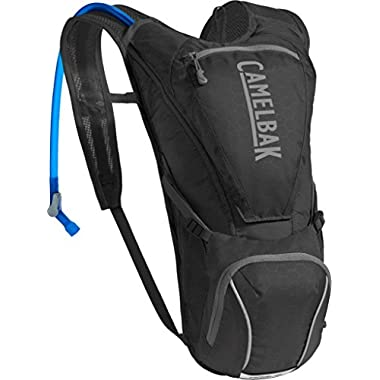 CamelBak Rogue Crux Reservoir Hydration Pack, Black/Graphite, 2.5 L/85 oz