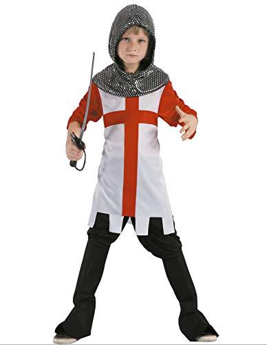 PARTY FIESTA Disfraz Caballero Medieval (10-12 Años)