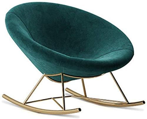 MHIBAX Gaming Chair Rocking Chair Rocker Relax Rocking Chair of Lounge Chair Recliner Relaxing Chair Home Or Office Relax Chair Armchair
