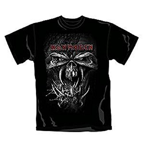 Iron Maiden - T-Shirt Final Frontier Eddie (in M)