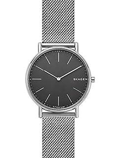 Skagen Mens Analogue Quartz Watch with Stainless Steel Strap SKW6483 (B07G683BL7)   Amazon price tracker / tracking, Amazon price history charts, Amazon price watches, Amazon price drop alerts