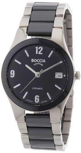 Boccia Damen-Armbanduhr XS Ceramic Analog Keramik 3189-02