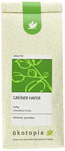 Ökotopia Grüner Hafer, 5er Pack (5 x 50 g)