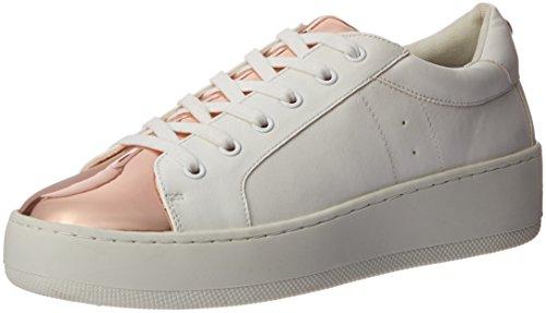 Steve Madden Bertie-m - Sneaker da donna, Bianco (bianco), 35/36 EU