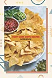 Tasty Corn Chips Recipes Notebook: Notebook Journal  Diary/ Lined - Size 6x9 Inches 100 Pages