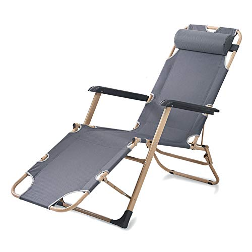 Silla de playa plegable para oficina reclinable Siesta-A