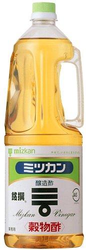 ミツカン 穀物酢 銘撰 1.8L