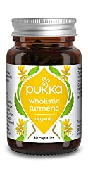 A broad-spectrum formula that contains the highest organic grade herbs Holistic extraction process enhances absorption and substantially increases potency Retains curcuminoids, Turmeric essential oils and a full range of turmeric active ingredients V...