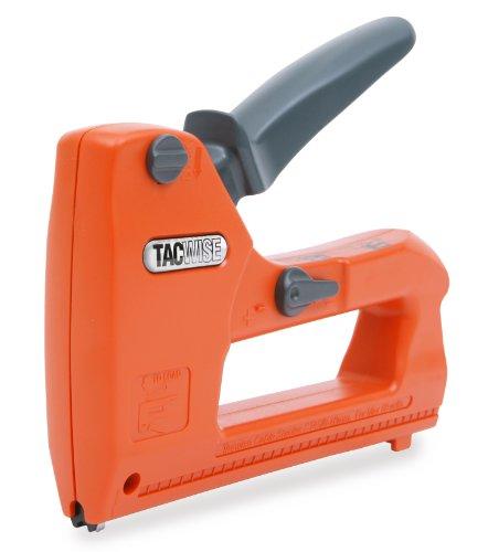 Tacwise 0321 Grapadora, Colocar Cables de hasta 6 mm en diámetro