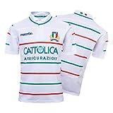 Maillot De Rugby, 2019-2020 Maillot De Rugby Italien Polo Shirt T-Shirt D'entraînement, Maillot De Rugby Professionnel pour Homme, Homme Cadeau d'anniversaire-S