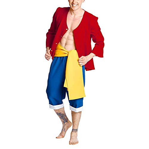One Piece Monkey D Luffy Costume Cosplay