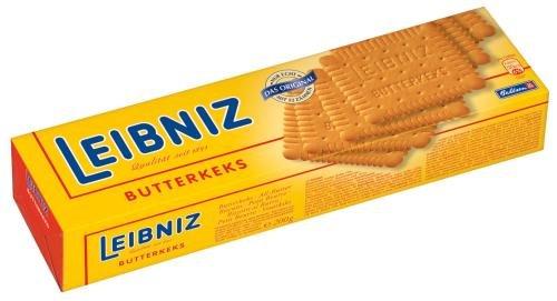 Leibniz Butterkeks, 3er Pack (3 x 200 g Packung)