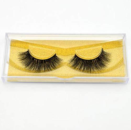SELLA Mink Eyelashes Handmade 3D Mink Lashes Full Strip Lashes Soft False Eyelashes MakeupLashes E11,visofree R08