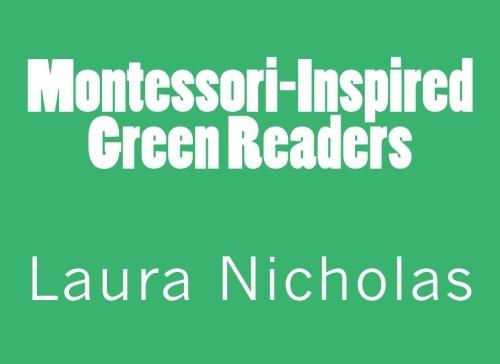 Montessori Inspired Green Readers