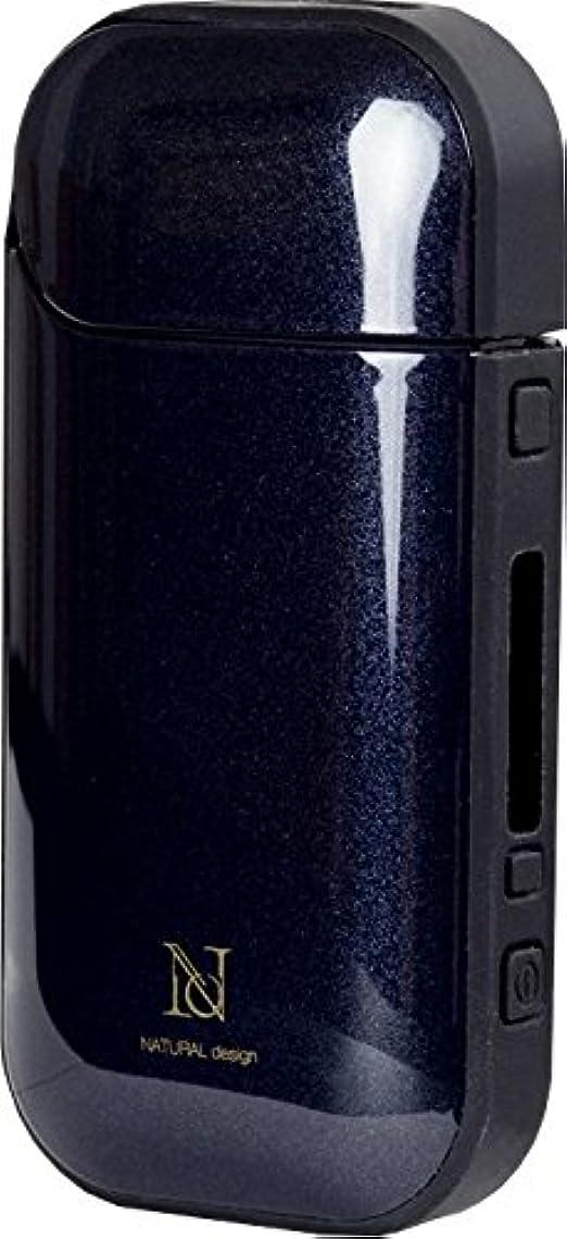 リットル測るライフルアイコス専用ケース HYBRID BLACK