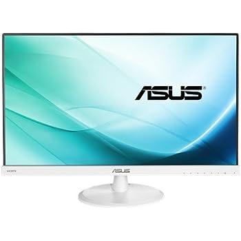 ASUS 23型ワイド LEDバックライト搭載液晶ゲーミングモニター VC239H ホワイト VC239H-W