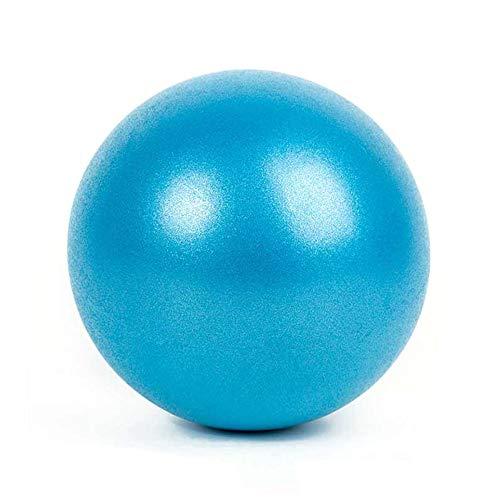 JuneJour Gymnastikball Mini Pilates Ball Yoga Ball 25cm Für Fitness, Reha, Rückentraining und Coordination Herren Damen Kinder