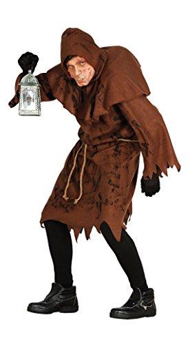 Traje de Halloween de Quasimodo jorobado