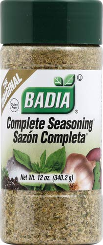 Badia Spices Complete Seasoning, 12 oz