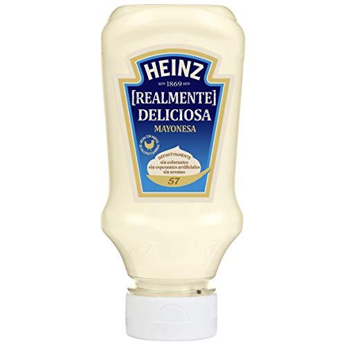 Heinz Mayonesa con huevos camperos 215g