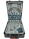 Kraftwelle Carro de herramientas (188 piezas)