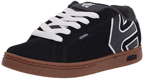 Etnies mens Fader Skate Shoe, Navy/Gum/White, 11 US