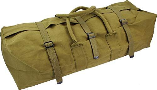 Highlander Rope Handle Tool Bag - Olive