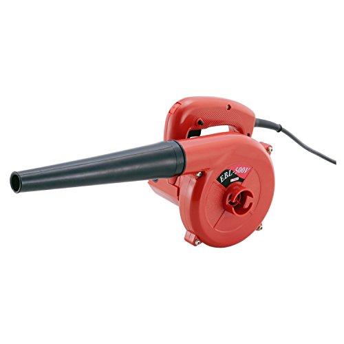 E-Value ハンディブロワー 風量調節機能付 洗車後の水の吹き飛ばし 落ち葉の清掃 集塵 ダストバッグ付 EBL-500V