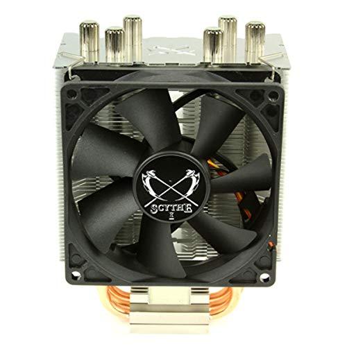 Scythe Tatsumi 92mm Air CPU Cooler, Tower Heatsink with Quiet PWM Fan, INTEL/AMD