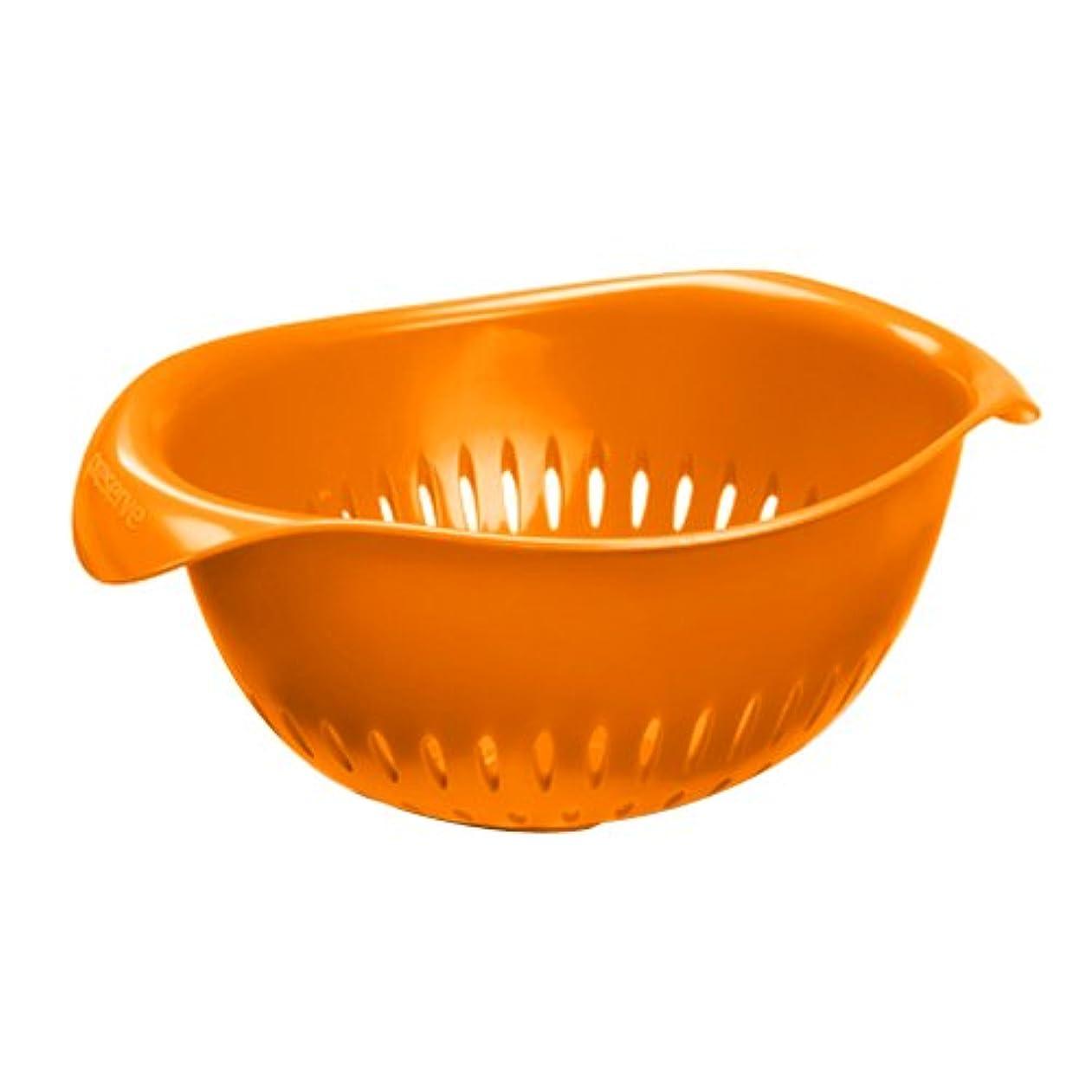 ラリーベルモントコジオスコ取得するPreserve Small Colander - Orange - 1.5 qt
