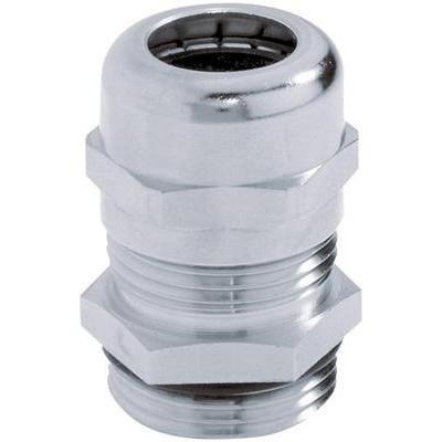 latón 25 mm 16 mm Glándula de Cable PG29 acabado metálico-Níquel