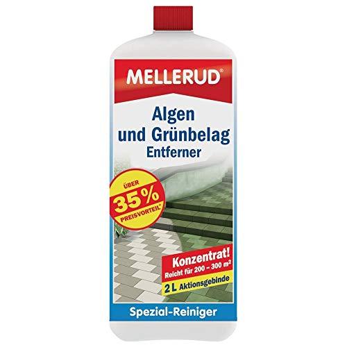 MELLERUD Algen Grünbelag Entferner, 2L