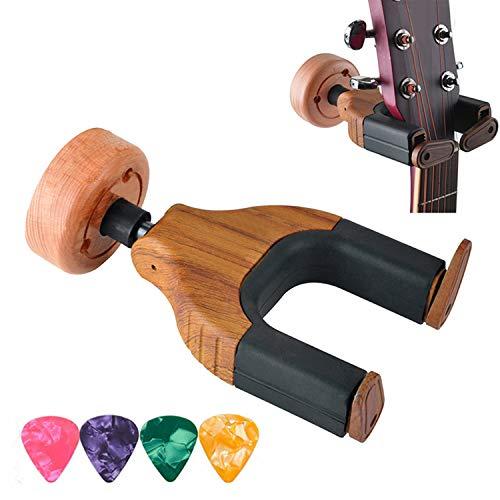 Soporte de pared para guitarra