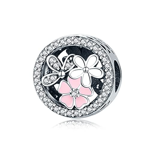 Pandora 925 Silber Pandach Trinken Cola Perle Rote Perle Armband Charm Diy Schmuck Machen Exquisites Geschenk
