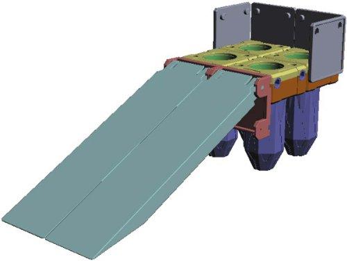 クロスファイト ビーダマン オフィシャルゲームセレクション パワースロープ BM-21