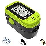 Choicemmed Finger Tip Pulse Oximeter (Green)