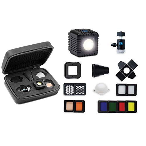 Lume Cube Portable Lighting Kit Plus+ Foto- und Video-Beleuchtungs-Set
