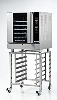 Moffat G32D5/SK32 Stainless Steel Convection Oven Gas Full Size 1 Deck