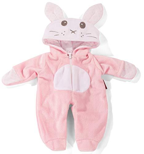 Götz 3403255 Onesie Rabbit - Mono para muñecas de 30 a 33 cm