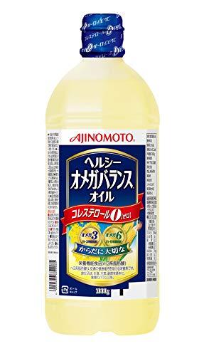 J-オイルミルズ 味の素 ヘルシーオメガバランス 1kg [0524]