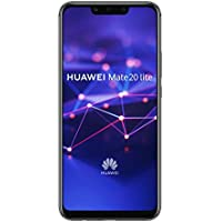 Huawei Mate20Lite 4 GB/64 GB Dual SIM Smartphone - Black (international)
