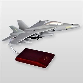 Mastercraft Collection MCF18FSW F-A-18F Super Hornet Wood Desktop Model