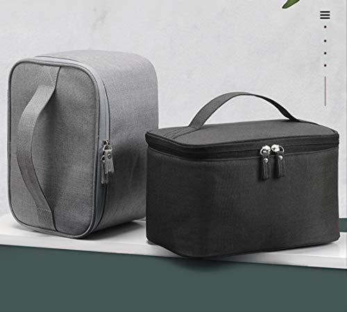 Bolsa de maquillaje para mujer grande bolsa de cosméticos portátil bolsas de maquillaje portátil bolsa de aseo para hombres bolsa de almacenamiento cosmética