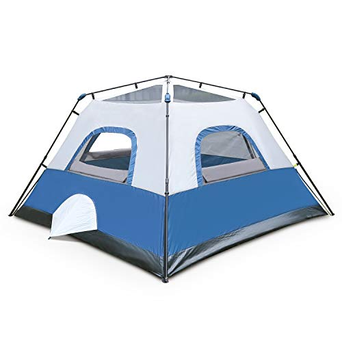 best size tent for a family of 4