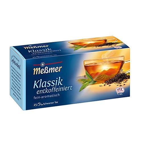 Meßmer Klassik Entkoffeiniert 25 Teebeutel, 43.75g