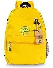 Egoest Zaino Classico multiuso per il tempo libero, la scuola, sportwear e trekking, 18 litri